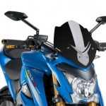 ชิวหน้า PUIG BLACK FOR SUZUKI GSX-S1000