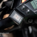ไฟบอกเกียร์ GPT สำหรับ Kawasaki Honda Ducati ติดตั้งง่าย