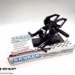 เกียร์โยง Spyker สีดำ Z125