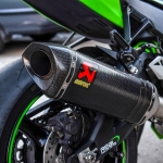 ท่อ AKRPOVIC SBK CARBON SLIP-ON FOR KAWASAKI ZX10R