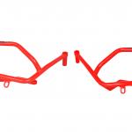 แคชบาร์ MOTOSKILL สีแดง FOR HONDA CRF250 RALLY