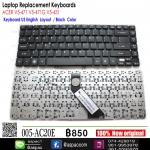 Keyboard Acer Aspire V5-431 V5-471 V7-481 V7-482 US อังกฤษ