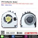 Fan CPU For ASUS K450J K450V A450J F450J X450 X450JF K552V A550V