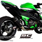 ท่อSC Project OVAL SILENCER FOR Z800
