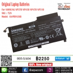 Original Battery SAMSUNG NP370 NP450 NP470 NP510 SKU : 728 Model: AA-PBVN3AB