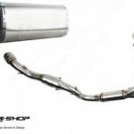 ท่อ PR2 TRC CB500 R F X FULL SYSTEM STAINLESS