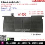 "Original Battery A1406 7.3V / 35Wh For Apple MacBook Air 11"" A1370 mid 2011 / A1465 2012 MC505 MC506"