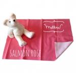 ผ้ารองกันฉี่ Mellow Quick dry SIZE S Salmon rose