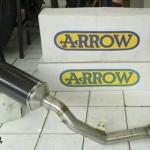Arrow full Racetech Carbon Z900