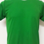 ขายส่ง ไซส์ M รอบอก 36 นิ้ว เสื้อกีฬาสีเขียว เสื้อกีฬาเปล่าผู้ใหญ่ เสื้อเปล่า
