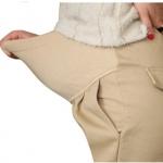 กางเกงคนท้อง ใส่แล้วจะอึดอัดไหม
