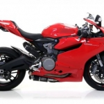 Arrow slipon GP Titanium Ducati 899 Panigale