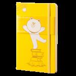 สมุด Moleskine Line Friends - Ruled Notebook A5 (มีเส้นบรรทัด)
