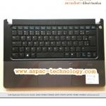 Dell Keyboard คีย์บอร์ด Vostro 5460 V5460 V5460D 5470 V5470 5470R V5480 V5480D พร้อมแผงหน้า สำเนา