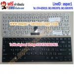 Toshiba Keyboard คีย์บอร์ด Portege R705 R700 R830 R631 ภาษาไทย อังกฤษ