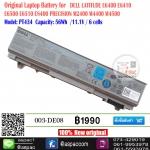 Original Battery DELL LATITUDE E6400 E6410 E6500 E6510 E8400 PRECISION M2400 M4400 M4500