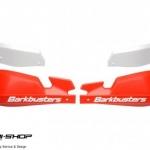 แฮนด์การ์ด BarkBuster VPS สีแดง