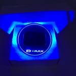 LED Cup Holder รองแก้วมีไฟ D max
