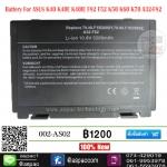 Battery For ASUS K40 K40E K40IE F82 F52 K50 K60 K70 A32-F82