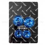 อุดเฟรม FAKIE สีน้ำเงิน FOR SUZUKI GSXS750