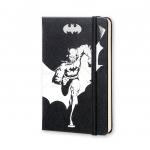 สมุดโน้ต Moleskine Batman - Plain Notebook แบบไม่มีเส้น A6