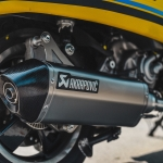 ท่อ AKRAPOVIC TITANIUM FOR VERPA300