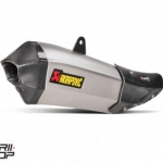 ท่อ AKRAPOVIC H2 TITANIUM SLIP-ON FOR YAMAHA R1/R1M