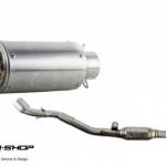 PR2 AR Z125 FULL BOMB STAINLESS
