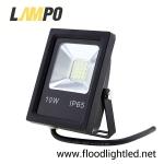 สปอร์ตไลท์ LED 10w รุ่นFIT ยี่ห้อLAMPO (แสงส้ม)