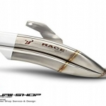 ท่อ IXIL IXRACE Z7 Slip-on for Kawasaki NINJA300-Z300