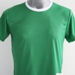ปลีกตัวละ 70 บาท Size S M L เสื้อกีฬาเปล่า ผู้ใหญ่ ผ้า Poly สีเขียว เนื้อผ้าดี คุณภาพดี เสื้อกีฬาสี เสื้อบอลเปล่า