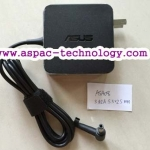 ASUS Original Adapter อแด๊ปเตอร์ของแท้ 19V 3.42A 65W หัว 5.5*2.5 MM (แบบใหม่)