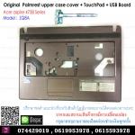 Keyboard Bezel Palmrest Upper Case + TouchPad + USB Board for Acer Aspire 4253 4552 4738G 4738Z 4738ZG