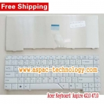 Keyboard ACER Aspire 4210 4710 ภาษาไทย/อังกฤษ