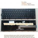 Dell Keyboard คีย์บอร์ด Inspiron N3541 N3542 N3543 N3558 N5542 N5543 N5545 N5547 N5548 N5551 N5555 N5557 N5558 N5559 N7000 N7557 N7559 / 3541 3542 3543 3558 5542 5543 5545 5547 5548 5551 5555 5557 5558 5559 5547 5545 5000 7000 7557 7559