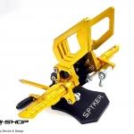 เกียร์โยง Spyker Step2 (สีทอง) For M-Slaz