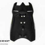 อันเดอร์เทล for cb500f MotoZaa สีดำด้าน