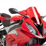 ชิวหน้า PUIG สีแดง FOR BMW S1000RR