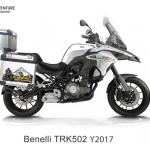 ปี๊บบน พร้อมแร็คและเพลท K2 PRO 40L FOR BENELLI TRK502