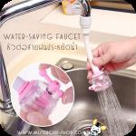 Water-Saving Faucet หัวต่อสายฝนประหยัดน้ำ
