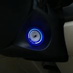 ไฟกุญแจ Key Light Ring สีฟ้า