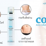 รับคูปองลดเพิ่ม 5% เหลือ 1,140 บาท : COOL Anti Cellulite ส่งฟรี Ems ค่ะ !!!
