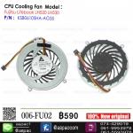 Fan CPU For Fujitsu Lifebook LH520 LH530