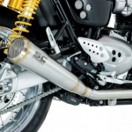 ท่อ SC PROJECT CONIC 70s Silencer for Triumph Thruxton