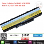 Battery For LENOVO B450 SERIES 10.8-11.1V / 4001 - 5200 mAh 6cell