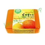 Gac Fruit Handmade Herbal Soap (สบู่สมุนไพรฟักข้าว) Kakok