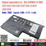 Original Battery For DELL INSPIRON 15 5000 5547 5445 5448 5545 5547 5548 14-5447 3450 3550