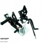 เกียร์โยง รุ่น CBR500R CB500F CB500X GTR สีดำ สำหรับ