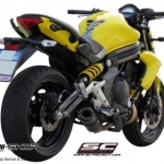 ท่อ SC PROJECT GP TECH for Kawasaki ER6N - Ninja 650