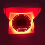 Accord Red สีแดง